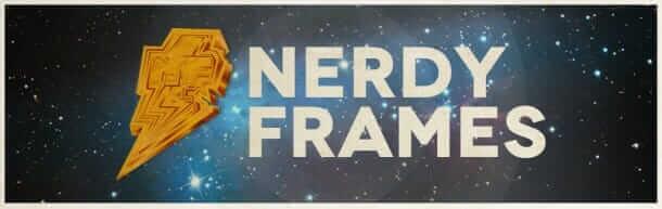 Nerdy Frames