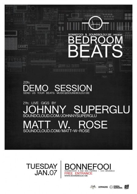 bedroom beats - johnny superglu